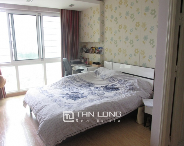 4 bedroom apartment for sale in P1 Ciputra Hanoi, full furniture 7