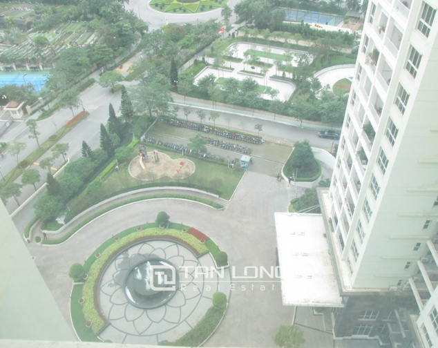4 bedroom apartment for sale in P1 Ciputra Hanoi, full furniture 9