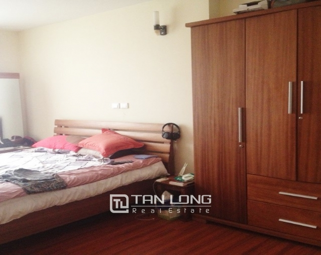 4 bedroom apartment for sale with furniture in P1 Ciputra, Bac Tu Liem dist 7