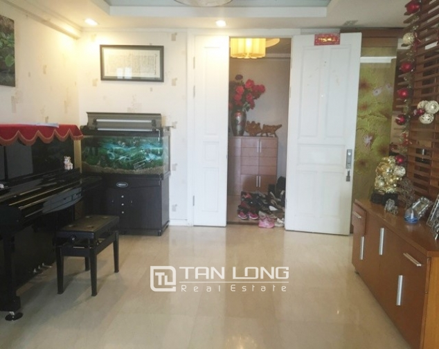 4 bedroom flat for sale in P1 Ciputra, Bac Tu Liem dist, Hanoi 1
