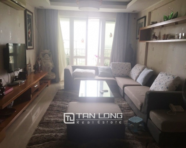 4 bedroom flat for sale in P1 Ciputra, Bac Tu Liem dist, Hanoi 2