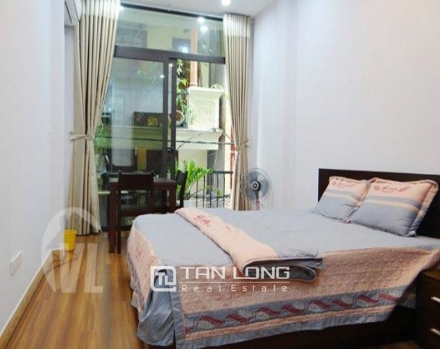 4 bedroom house for rent on 113 alley, Dao Tan street 2