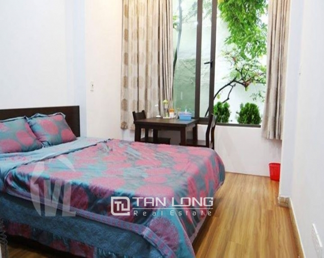 4 bedroom house for rent on 113 alley, Dao Tan street 3