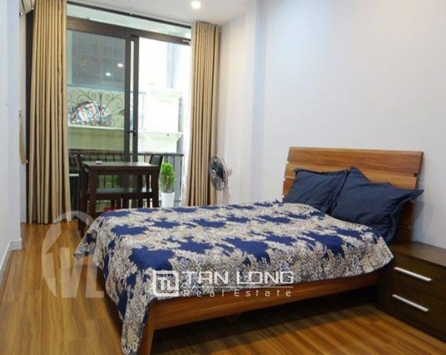 4 bedroom house for rent on 113 alley, Dao Tan street 5