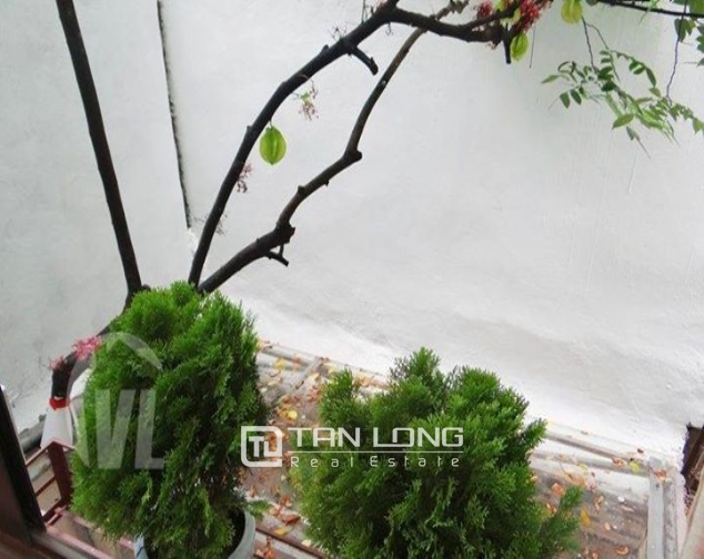 4 bedroom house for rent on 113 alley, Dao Tan street 9
