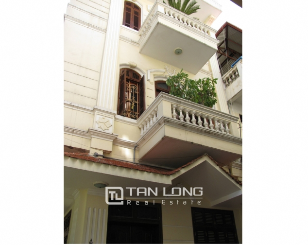 4 bedroom house for rent on Lane 376, Buoi street, Ba Dinh 8