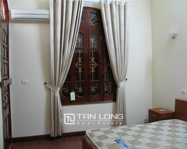 4 bedroom house for rent on Lane 376, Buoi street, Ba Dinh 3
