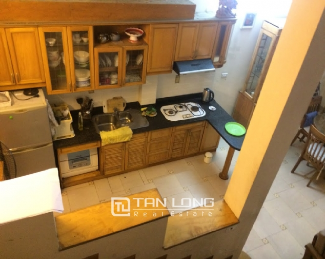 4 bedroom house for rent on Thong Phong, Dong Da 4
