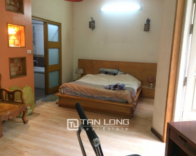 4 bedroom house for rent on Thong Phong, Dong Da 6