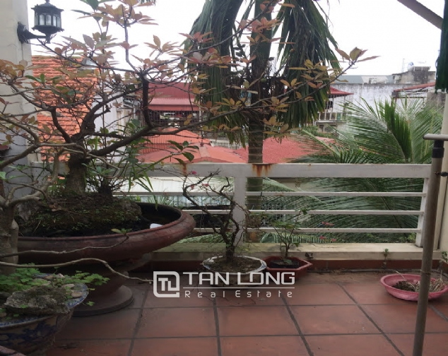 4 bedroom house for rent on Thong Phong, Dong Da 8