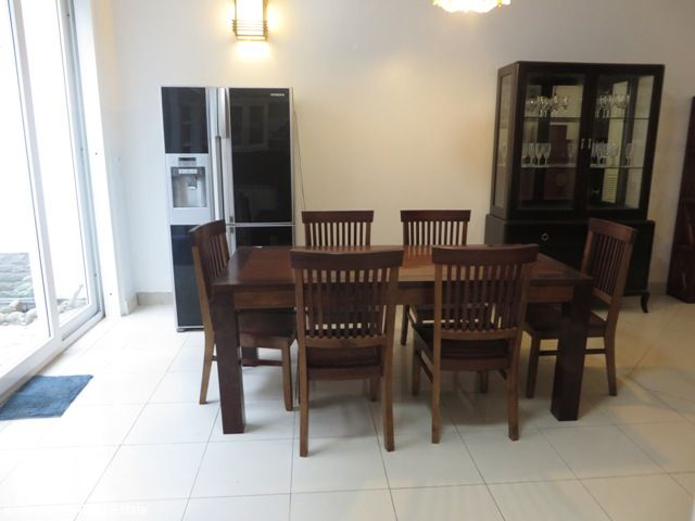 4 bedroom villa for lease in C4 Ciputra, fully furnished, capacious, new exposure 6