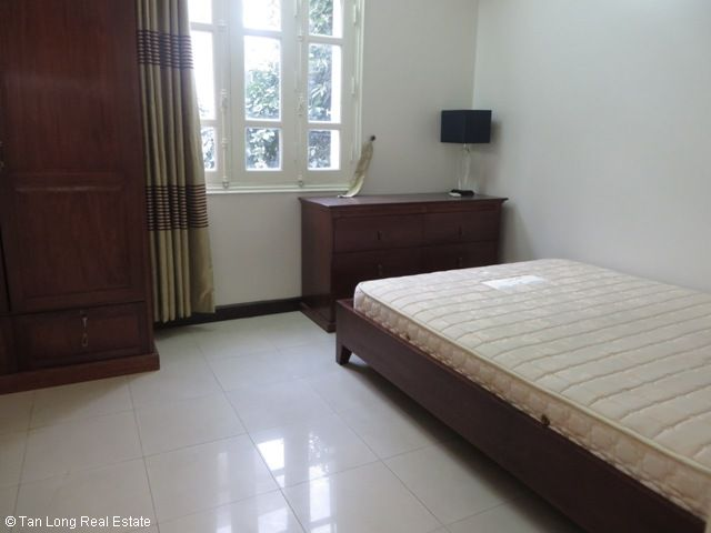 4 bedroom villa for lease in C4 Ciputra, fully furnished, capacious, new exposure 1