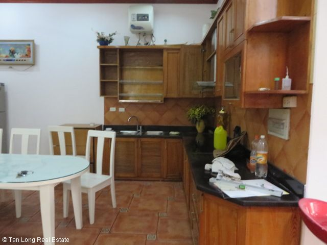 4 bedroom villa for rent in G1 Ciputra, Tay Ho district, spacious and bright 5