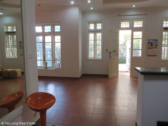 4 bedroom villa for rent in G1 Ciputra, Tay Ho district, spacious and bright 6