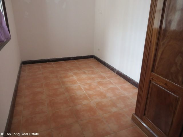 4 bedroom villa for rent in G1 Ciputra, Tay Ho district, spacious and bright 4