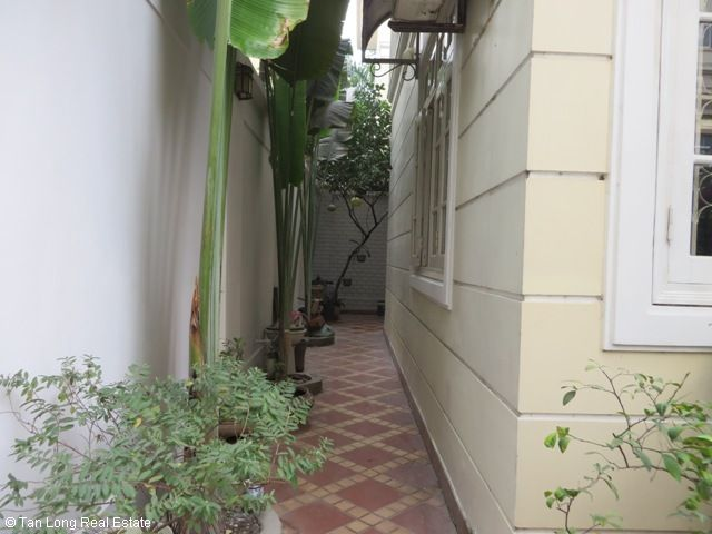 4 bedroom villa for rent in G1 Ciputra, Tay Ho district, spacious and bright 7