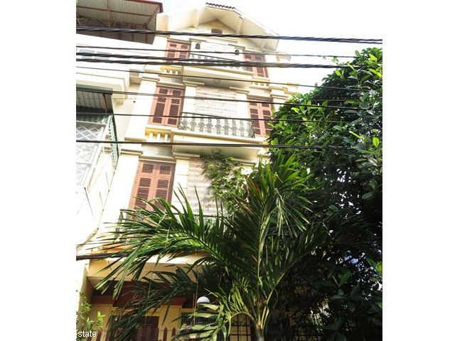 4 bedroom villa for rent in Ngoc Khanh Subzone, Ba Dinh, Hanoi 3