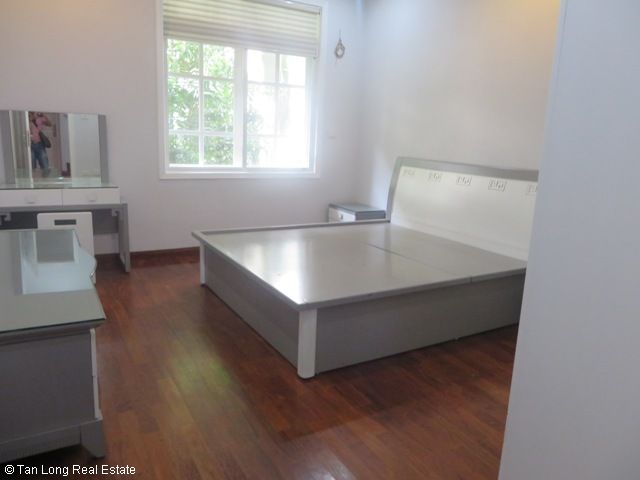 4 bedroom villa with garage for rent in D2 Ciputra, Tay Ho dist, Hanoi 9