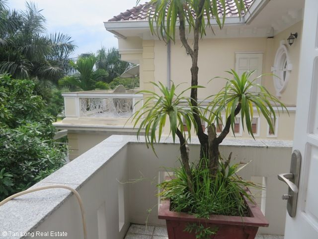 4 bedroom villa with garage for rent in D2 Ciputra, Tay Ho dist, Hanoi 6