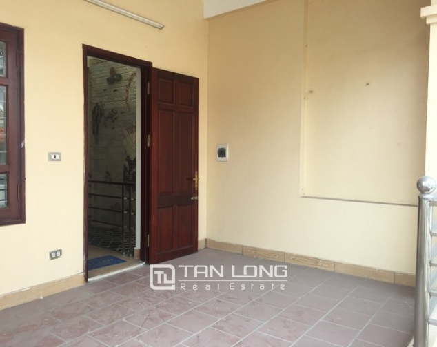 4 bedrooms house for lease in Au Co str., Tay Ho dist., Hanoi 4