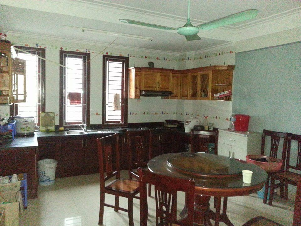 4 storey 5 bedroom house for rent in Cao Lo Vuong, Dai Phuc, Bac Ninh province