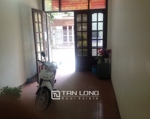4 storey house for lease in Nguyen Kha Trac, Cau Giay district, Hanoi 1