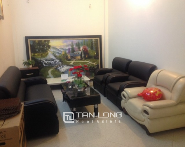 4 storey house for lease in Nguyen Kha Trac, Cau Giay district, Hanoi 2