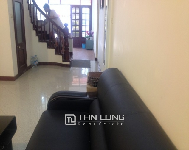 4 storey house for lease in Nguyen Kha Trac, Cau Giay district, Hanoi 3