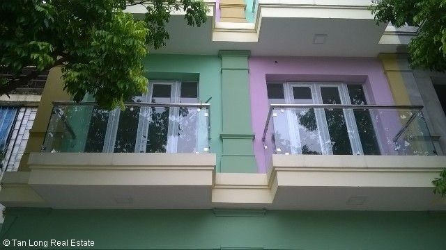 4 storey house for rent in Doi Can str, Ba Dinh dist, Hanoi 2