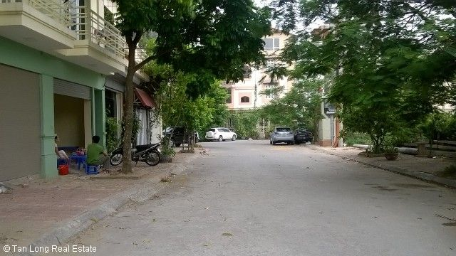 4 storey house for rent in Doi Can str, Ba Dinh dist, Hanoi 4