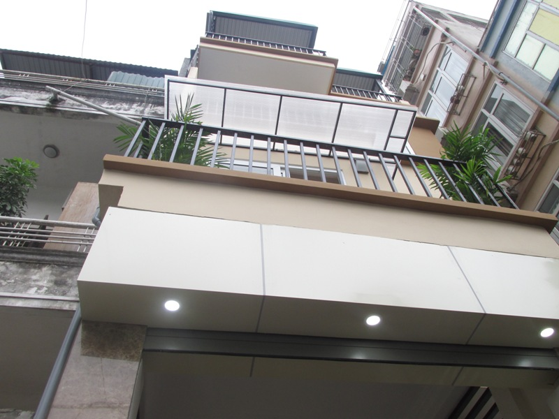4 storey house for rent in La Thanh Street, Dong Da, $1000