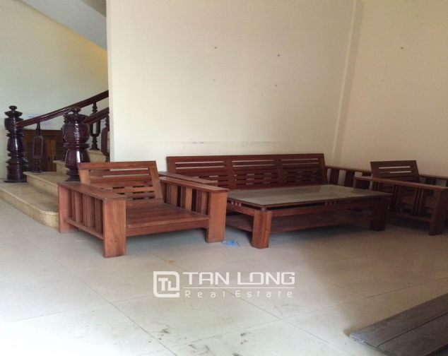 4 storey house for rent in My Dinh, Nam Tu Liem district 2