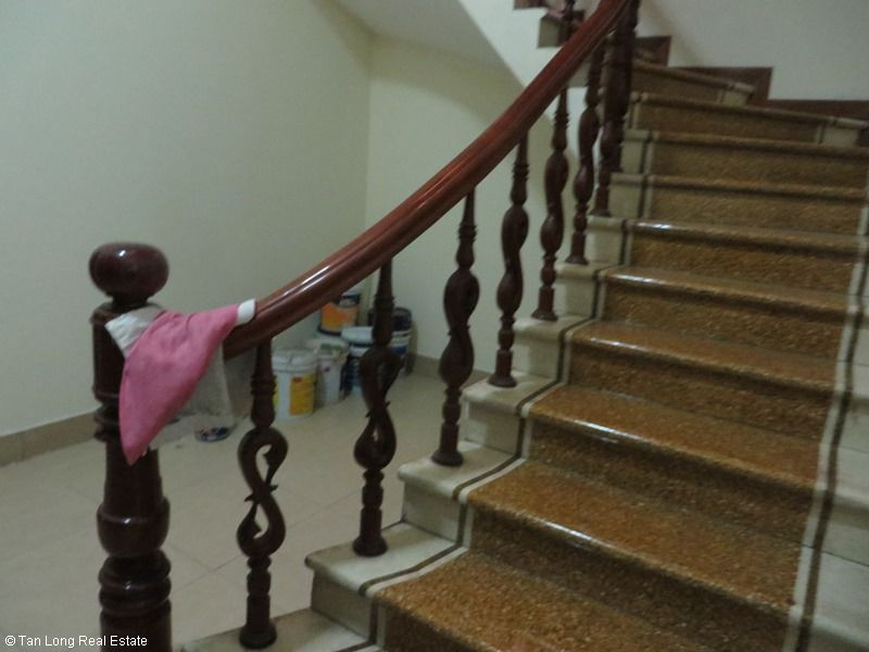 4 storey house for rent in Pham Ngoc Thach street, Dong Da. 5