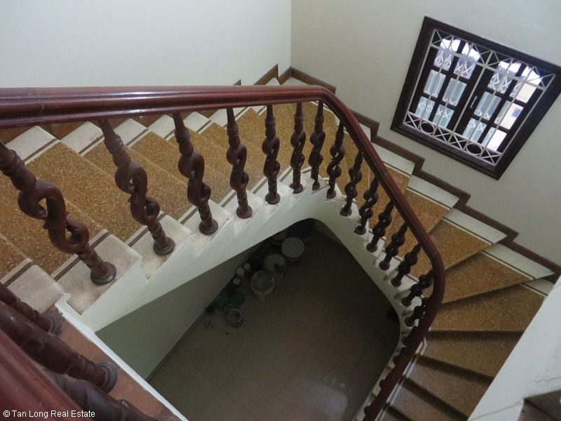 4 storey house for rent in Pham Ngoc Thach street, Dong Da. 9