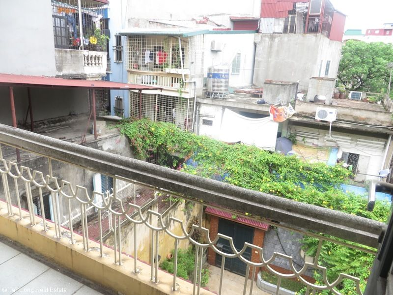 4 storey house for rent in Van Huong Lane, Ton Duc Thang street, Dong Da district 3