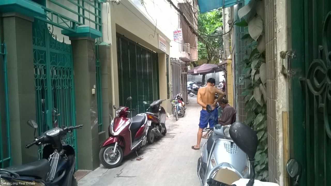 4 storey house for sale in Nguyen Dinh Chieu str, Hai Ba Trung dist, Hanoi 2