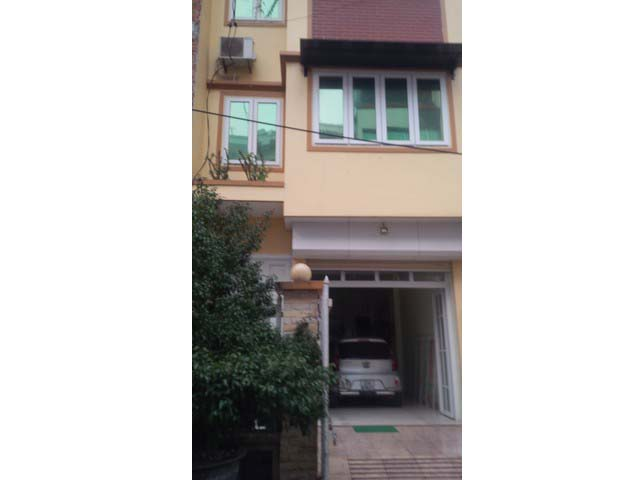 4 storey house for sale in Van Khe urban, Ha Dong district, Hanoi
