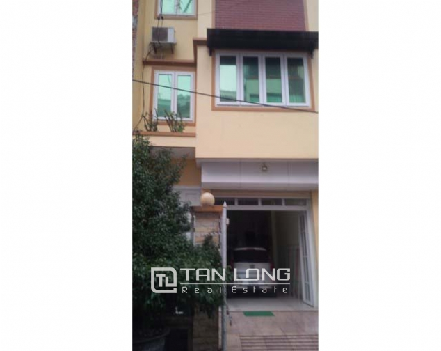 4 storey house for sale in Van Khe urban, Ha Dong district, Hanoi 1