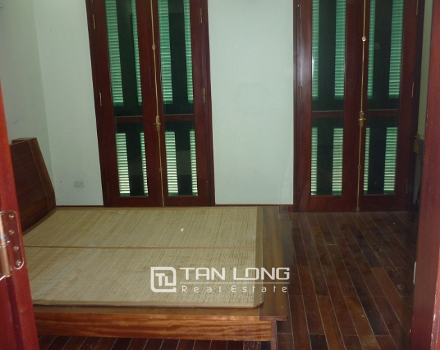 4 storey house with 4 bedrooms for rent in My Dinh, Nam Tu Liem district 7
