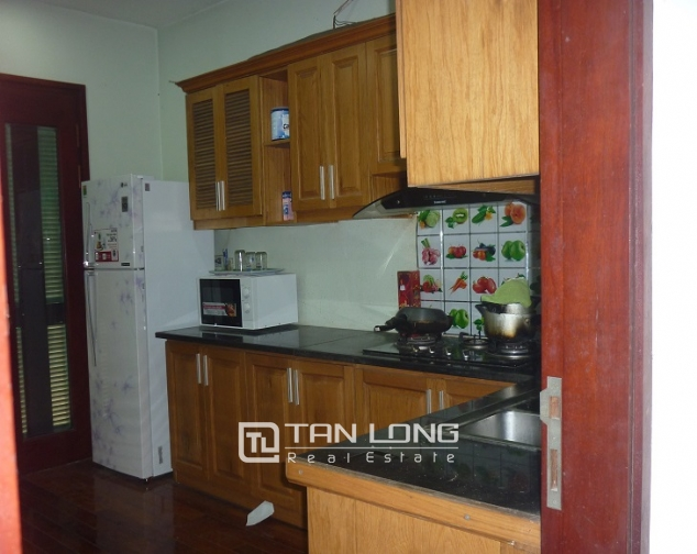 4 storey house with 4 bedrooms for rent in My Dinh, Nam Tu Liem district 1