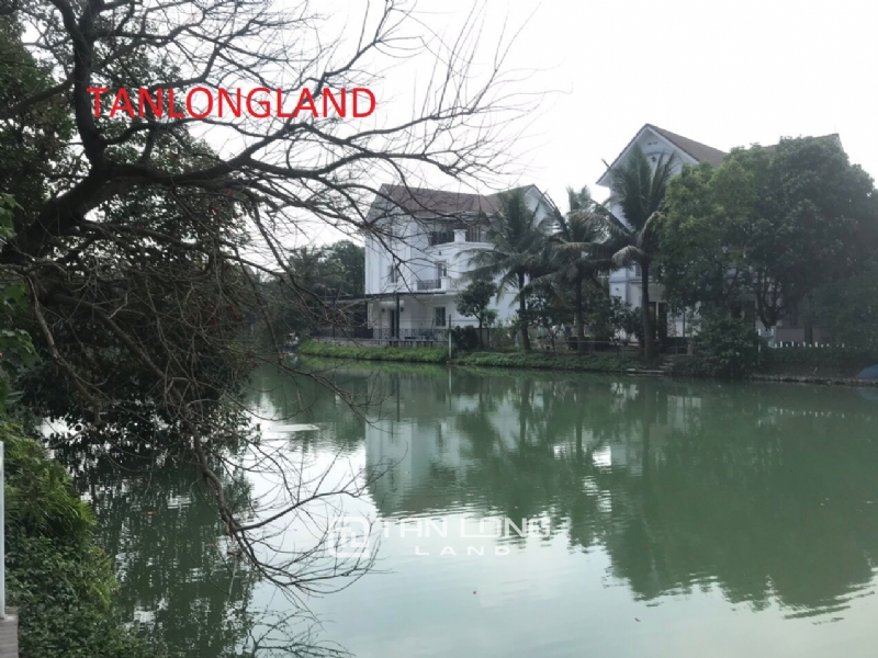 400SQM VILLAS FOR RENT IN VINHOMES RIVERSIDE, LONG BIEN DISTRICT 8