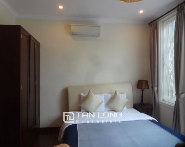40m2 studio apartment for rent in Truc Bach, Ba Dinh district 5