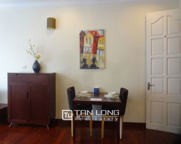 40m2 studio apartment for rent in Truc Bach, Ba Dinh district 8