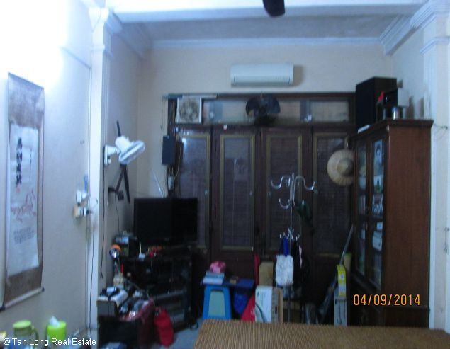 4-storey house for sale in Ngo Si Lien street, Dong Da district, Hanoi. 2