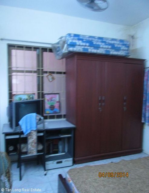 4-storey house for sale in Ngo Si Lien street, Dong Da district, Hanoi. 4
