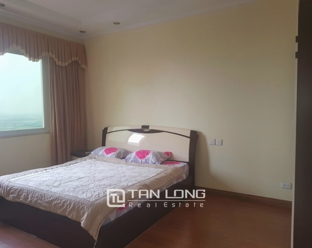5 bedroom apartment for rent at Ciputra, Tay Ho distr., Hanoi 7