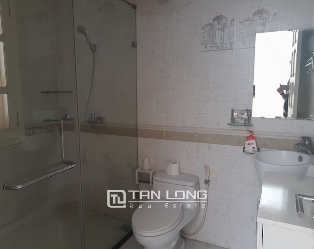 5 bedroom apartment for rent at Ciputra, Tay Ho distr., Hanoi 10