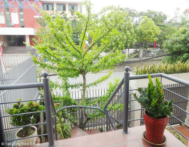 5 bedroom house for rent in Vuon Dao, Lac Long Quan St, Tay Ho dist, $1500 1