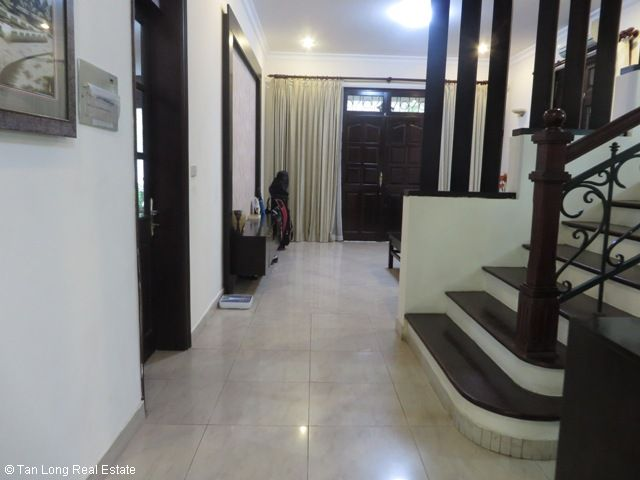 5 bedroom villa for rent in D2 Ciputra, Bac Tu Liem district, Hanoi 5