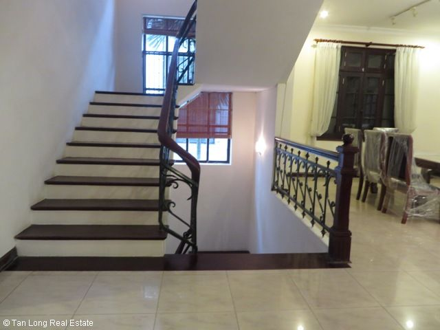 5 bedroom villa for rent in D2 Ciputra, Bac Tu Liem district, Hanoi 10